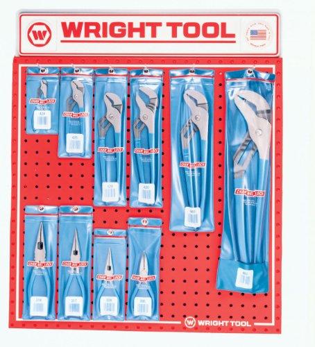 Wright Tool D969 Channel Lock Pliers 10-Piece