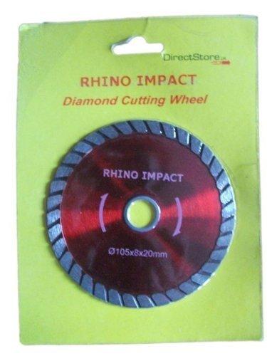 Rhino Impact Diamond Cutting Circular Disc 40 Inch Misc