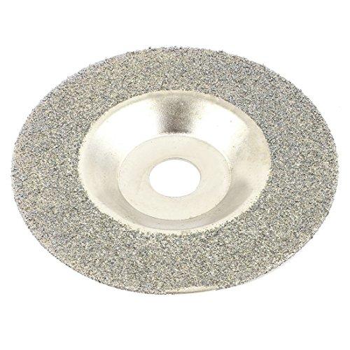 uxcell100mm Dia Round Shape Glass Granite Diamond Polishing Cutting Disc