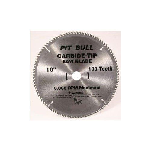 10 100 Tooth Carbide Blade