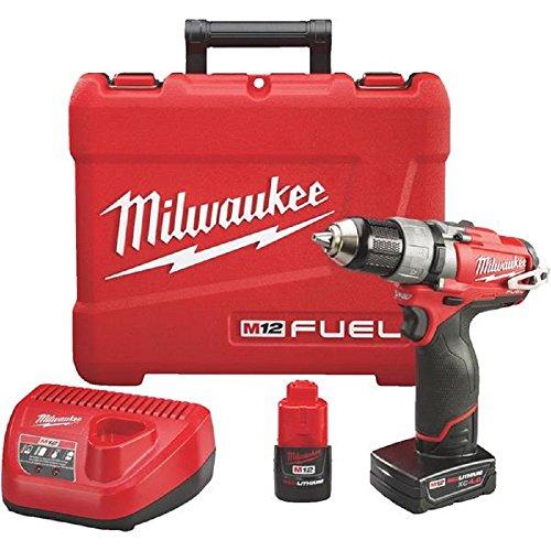 Milwaukee Electric Tool 2403-22 M12 DrillDriver 12
