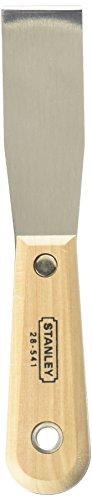 Stanley 28-541 Wood Handle Stiff Putty Knife 1-14 Inch