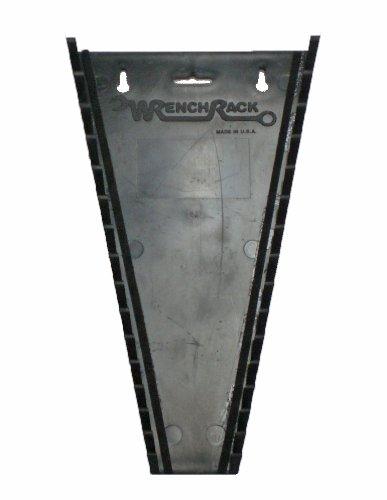 Protoco 3010 Wrench Rack Black 15-Piece