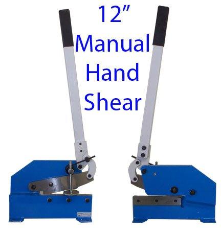 12 Manual Hand Shear Cutters