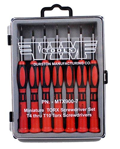 VIM 7 Pc Mini Torx Screwdriver Set