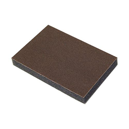 Norton Flexible Abrasive Sponge Fabric Backing Silicon Carbide Grit 150 Pack of 48