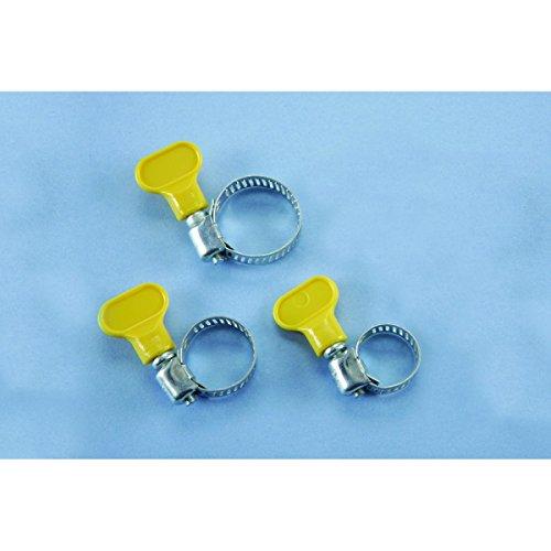 Key-Type Hose Clamp Assortment 26Pc