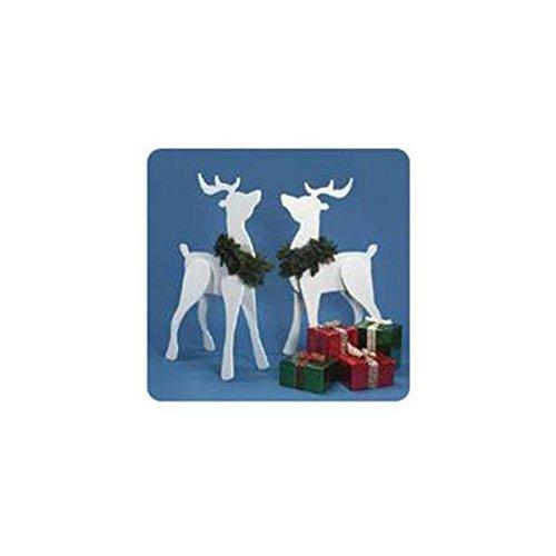 Woodworking Project Paper Plan to Build Proud Deer