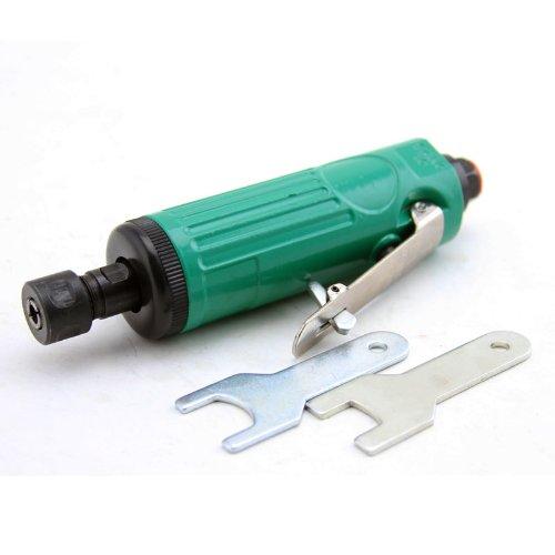 XtremepowerUS 14 AIR DIE Grinder Straight Inline Pneumatic Ball Bearing Toolmaker Tools