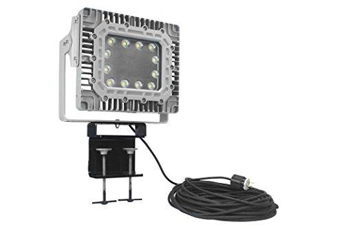 150 Watt Marine Outdoor LED Flood Light - Adjustable Beam Clamp - 17 500 Lumens - IP67 Waterproof
