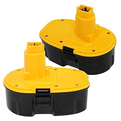 ANTRobut 2 Pack Dewalt 18V 30Ah Power Tool Replacement Battery for Dewalt XRP DC9096 DC9099 DE9039 DE9095 DE9096 DE9098 DW9095 DW9096
