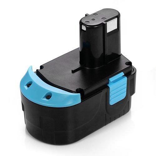 Powerextra 18V 20Ah Battery for Hitachi EB 1814SL EB 1820L C 18DL C 18DLX WR 18DMR WR18DL etc