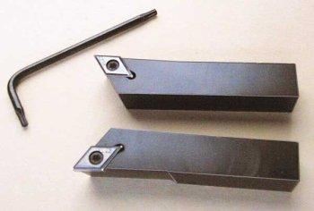 LH and RH carbide insert tool holder set