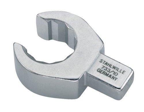 Stahlwille 73310-17 Open Ring Insert Tool Size 10 17mm Diameter 315mm Width 13mm Height