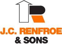 JC Renfroe Angular Contact Bearing Swivel 8 12 Ton - Jaw and Hook ACS0850JH