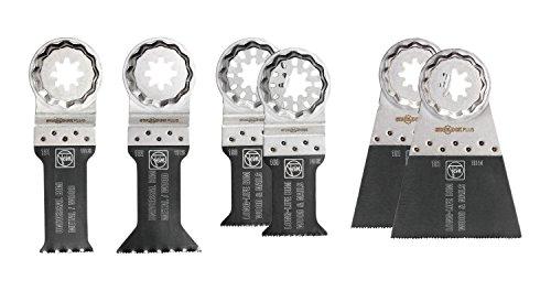 Fein 35222942080 Best Oscillating Saw Blades Kit