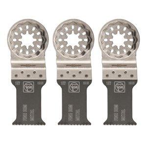Fein 63502157270  Bi-Metal Oscillating Blade 3 Pack 1-316 x 2