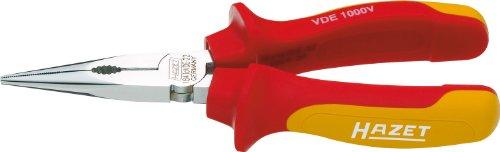 Hazet 1841AVDE-22 VDE snipe nose pliers 63