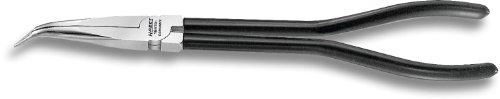Hazet 1841B-280 Bent Snipe nose pliers 1102