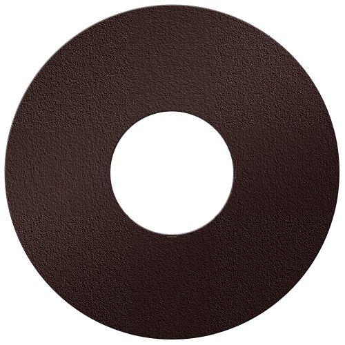 A&H Abrasives 817780 5-pack Sanding Discs Aluminum Oxide x-weight 10x3-12 PSA Aluminum Oxide 80 Grit Cloth Sander Disc