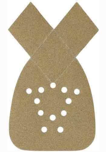 Black Decker BDAM120 120G Mouse Sandpaper 5-Pack
