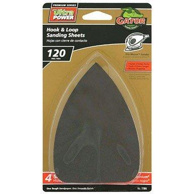 General Tools Mouse Sandpaper W 35  5  0grit Grit12