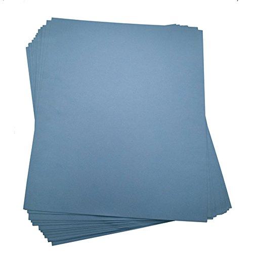 High Precision Polishing Sanding Wetdry Abrasive Sandpaper 5 Sheets -Grit 4000