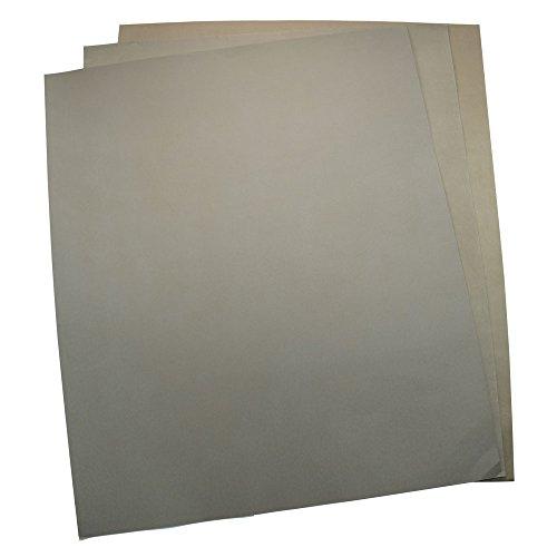 Pack of 5 High Precision Polishing Sanding Wetdry Abrasive Sandpaper Sheets -Grit 7000 Germany