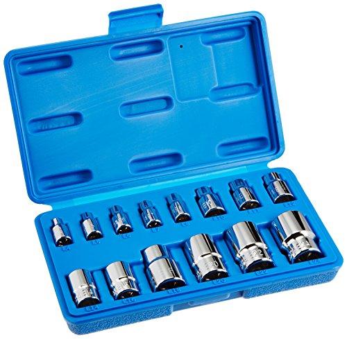 Neiko 04300A 14 Sockets External Torx Socket Set
