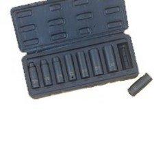 MINTCRAFT MTI8-M 1 1 1 Socket Set Impct 38 Drive Metric