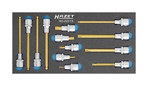 Hazet 163-22213 Screwdriver socket set