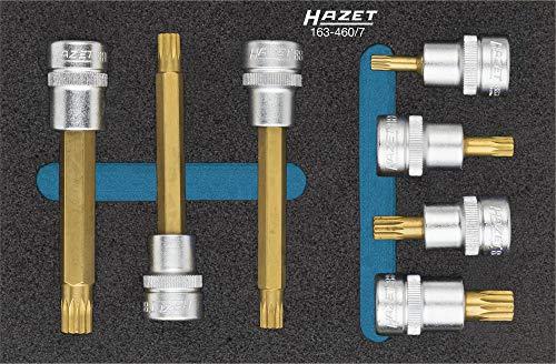 Hazet 163-4607 Screwdriver socket set