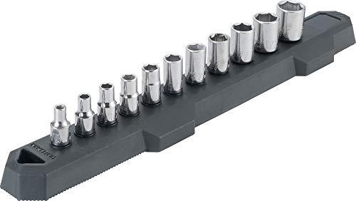CRAFTSMAN Socket Set SAE 14-Inch Drive 6-Point 11-Piece CMMT12040