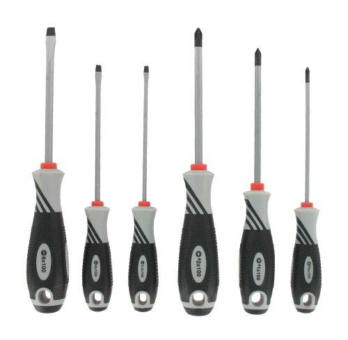 Var Set of 6 Professional Screwdriver