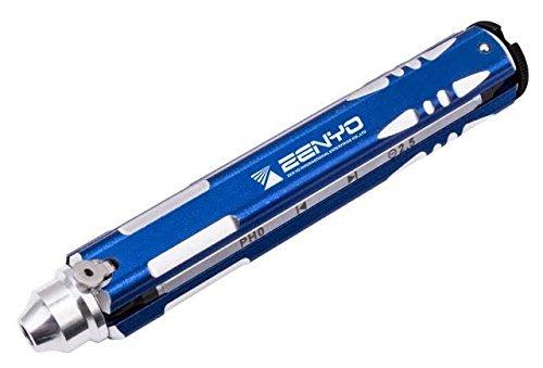 Zenyo 13-in-1 Aluminum Professional Screwdriver Set