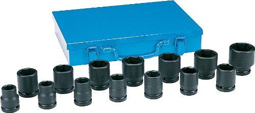 Grey Pneumatic 8038 34 Drive 14-Piece Standard Socket Set