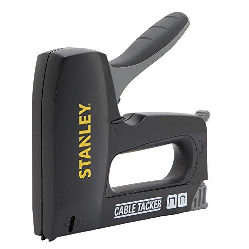 Stanley CT10X Heavy Duty Staple GunCable Tacker