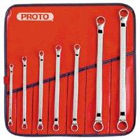 Stanley Proto J1100D-M 7 Piece 12 Point Metric Box Wrench Set