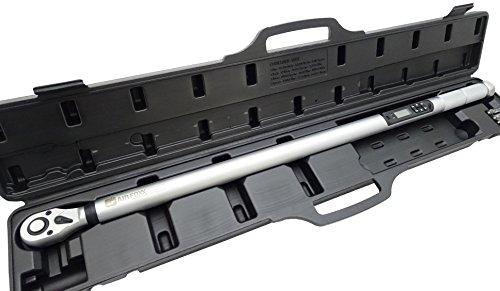 Air Foxx AFZ-TQD0205 12-Inch Drive Digital Torque Wrench 34-340-Feet Pound