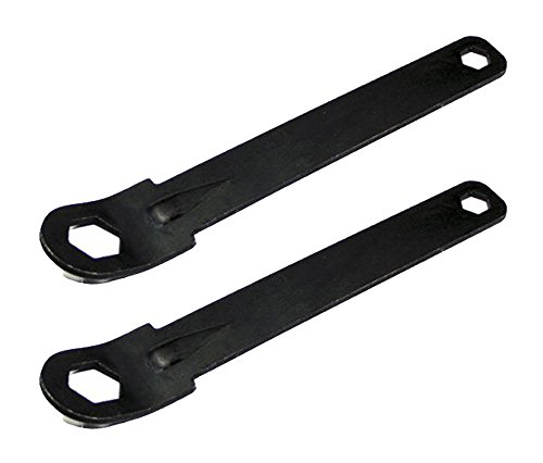 Black and DeckerPorter Cable Circular Saw Replacement 2 Pack Blade Wrench  5140034-39-2PK