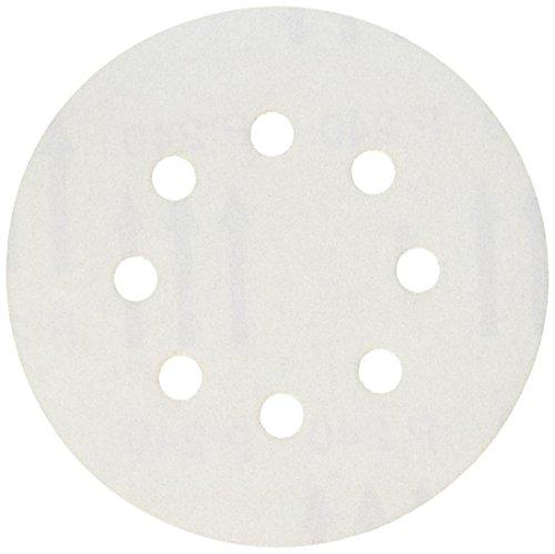 Makita 794522-7-50 5-Inch 240-Grit Hook and Loop Abrasive Disc 50 per package