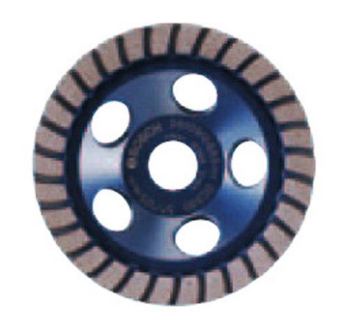 Bosch DC430H 4-Inch Diameter Turbo Row Diamond Cup Wheel with 58-11 Hub