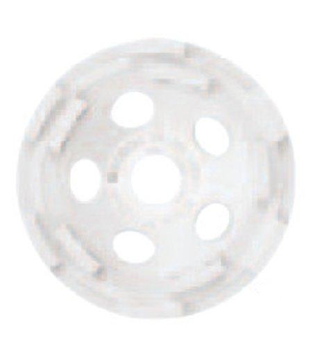 Bosch DC510H 5-Inch Diameter Double Row Diamond Cup Wheel with 58-11 Hub