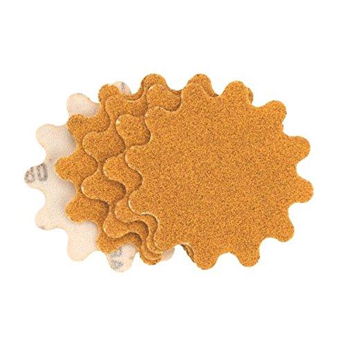 New Wave Hi-Per Gold 2 Sanding Disc 600 Grit 10 Pack