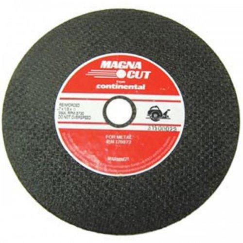 7 Inch X 58 Inch Metal Abrasive Wheel -- 10 Pack