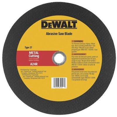 7 Metal Abrasive Saw Bl