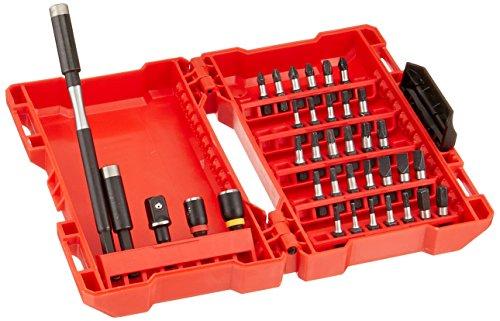 Milwaukee Electric Tool 48-32-4005 Shockwave Bit Set 36 Piece