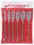 Milwaukee Electric Tool 49-22-0071 6 Spade Bit Kit 6 Piece