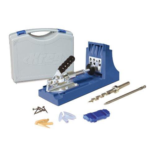 Kreg Pocket Hole Jig System Item142733 Model K4L UPC647096800505
