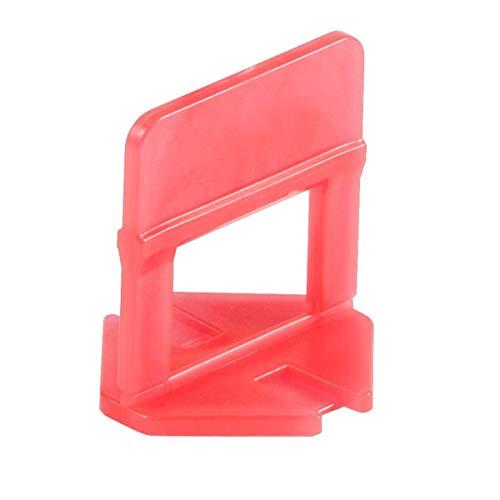 Raimondi 18 Red Clip Tile Leveling System - 2000 Pcs Clips